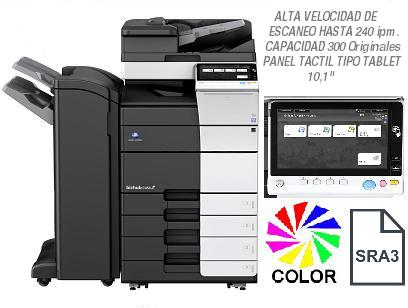 Alquiler impresoras Madrid