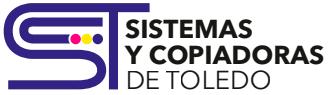Sistemas y copiadoras de Toledo - Otro sitio realizado con WordPress